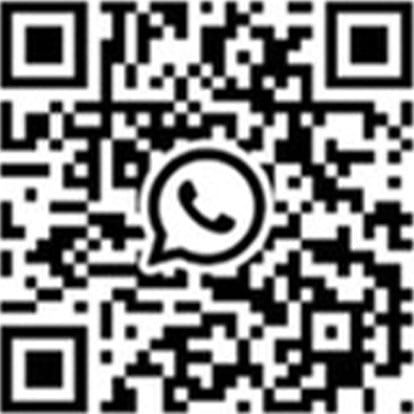 QR Code to WhatsApp for The Standard at Berkeley